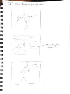 Headspace Video Storyboards 2